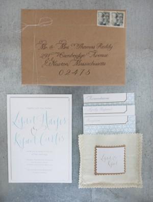 Kraft-Paper-Muslin-Wedding-Invitations