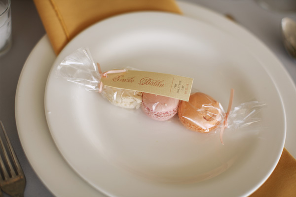 Pink-and-Peach-Macarons