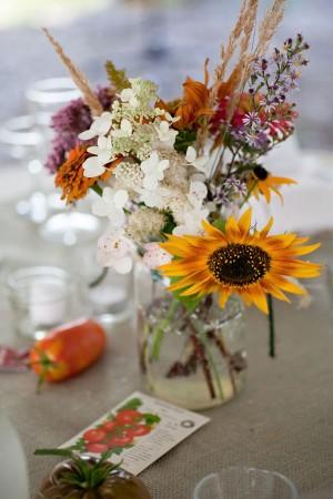 Garden Wedding Ideas Seed Packets