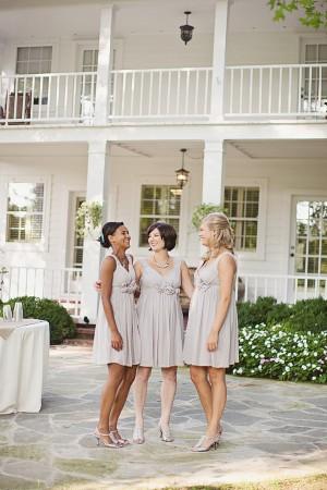 Taupe-Bridesmaids