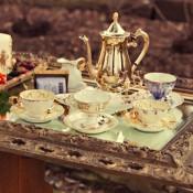 Vintage-China-Tea-Set