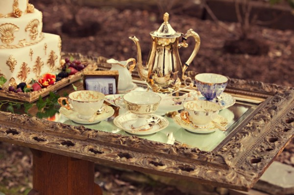 Vintage-China-Tea-Set