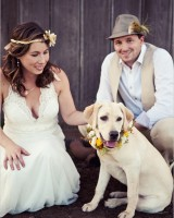 Wedding-Puppy-Flower-Collar