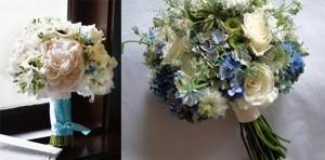 blue-bouquets