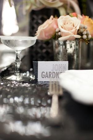 Black-Silver-Urban-Wedding-Centerpiece