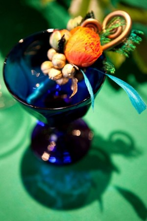 Blue-and-Orange-Wedding-Inspiration