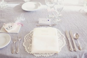 Doily-Place-Setting