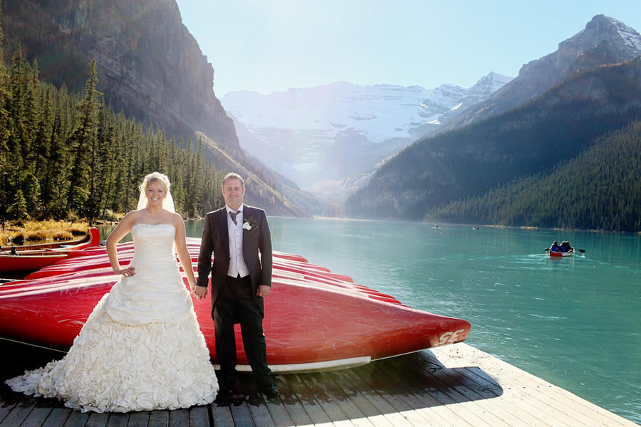 Banff Wedding From Julie Williams Photography