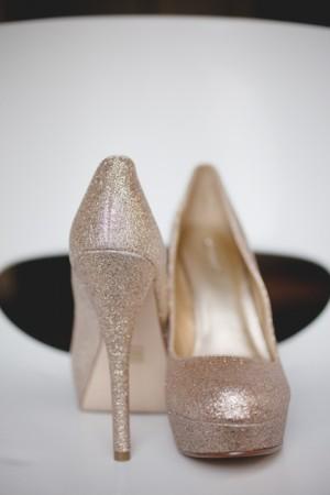 Glitter-Gold-Heels