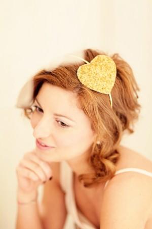 Gold-Glitter-Headband