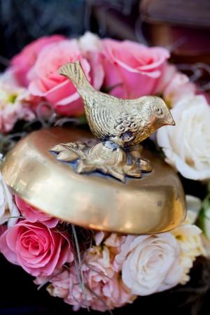 Gold-Vintage-Wedding-Decor