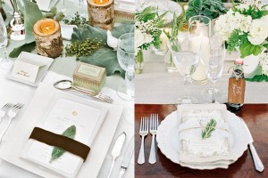 Herb-place-settings