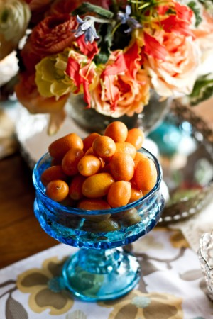 Kumquat-Centerpiece