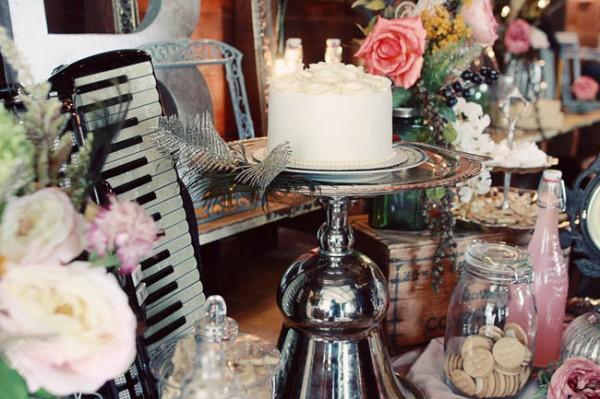 Mercury-Glass-Cake-Stand
