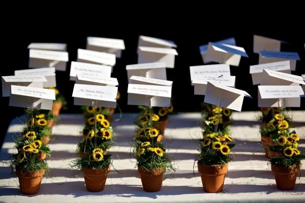Mini-Sunflower-Clay-Pots