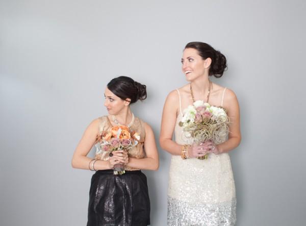 Modern-Peach-Black-Glam-Wedding