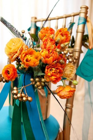 Orange-Bouquet