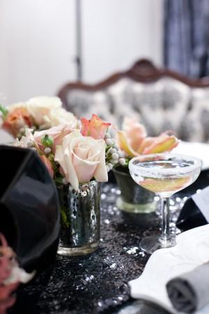 Peach-Champagne-Black-Modern-Wedding