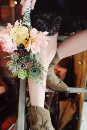 Peacock-Feather-Bouquet