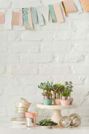 Pink-Blue-Green-Wedding-Decor-Ideas