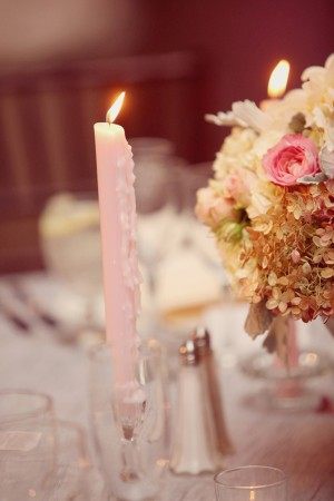 Pink-Candle-Centerpieces