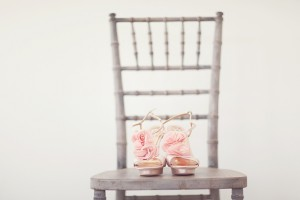 Pink-Shoes-on-Silver-Chair