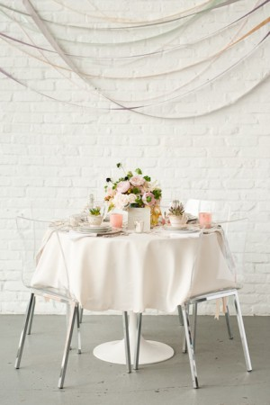 Pink-Silver-Wedding-Table-Ideas