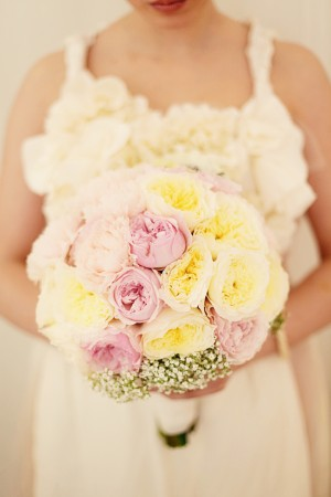 Pink-Yellow-Peony-Bouquet