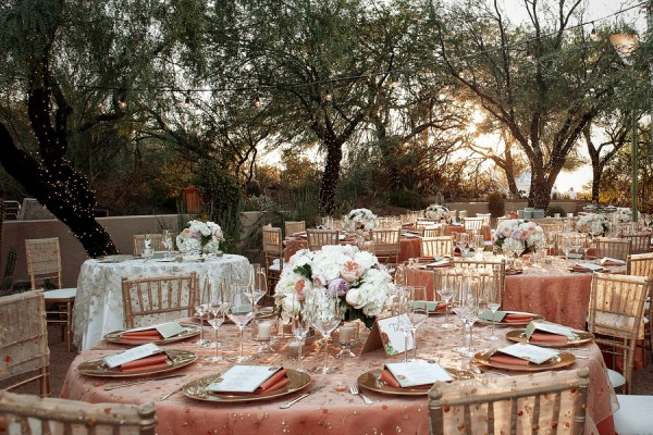 Pink-and-Gold-Wedding-Reception - Elizabeth Anne Designs: The ...