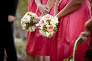 Pink-and-Green-Bridesmaid-Bouquet