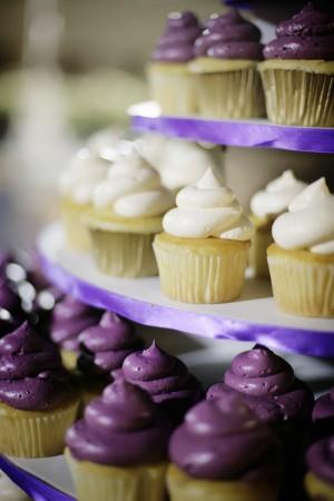 Purple-Cupcakes