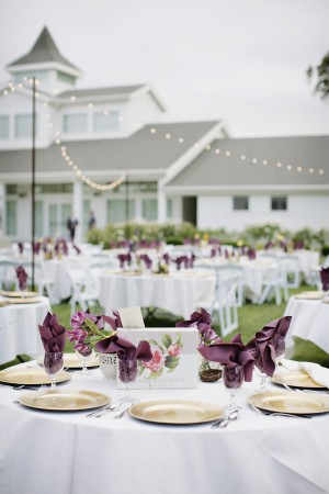 Purple-Gold-Outdoor-Reception