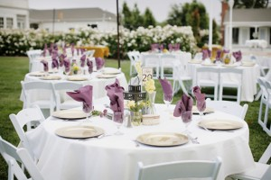 Purple-Table-Linens