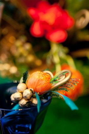 Ranunculus-and-Gold-Monkey-Tail-Boutonniere