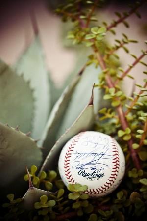 Signed-Baseball-Centerpiece