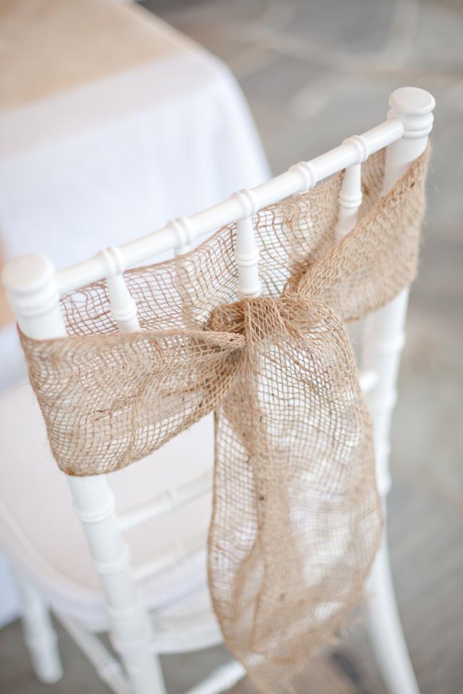 burlap-chair-wrap & burlap-chair-wrap - Elizabeth Anne Designs: The Wedding Blog