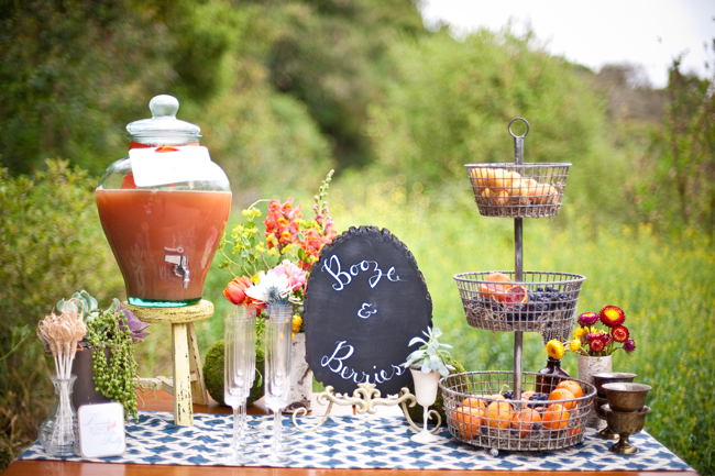 Booze-and-Berries-Wedding-Drink-Station