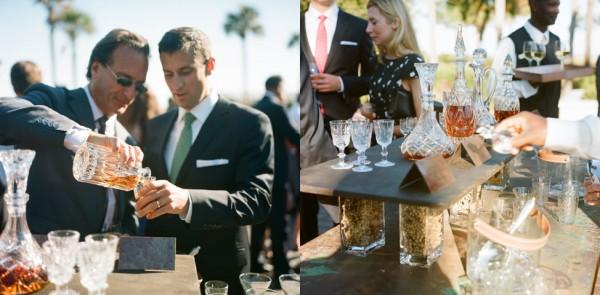 Bourbon-Tasting-Bar-Wedding
