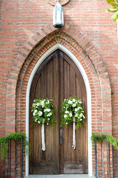 Church-Door-Wreaths
