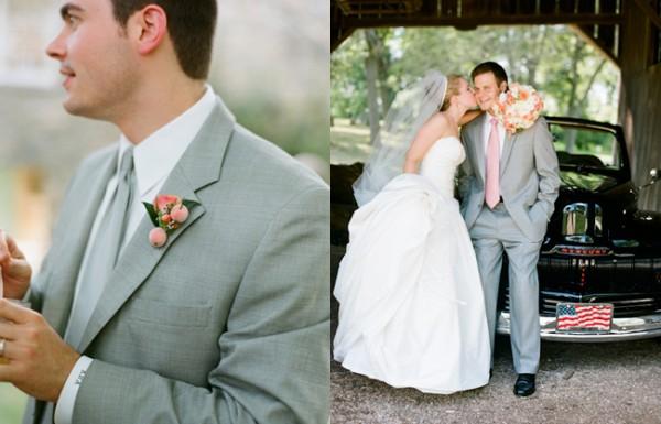 Classic-Georgia-Peach-Wedding