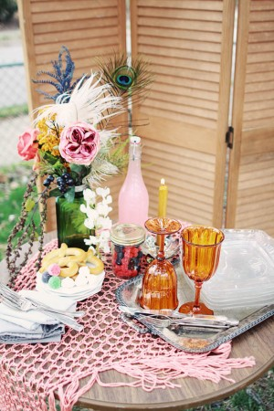 Coral-and-Peach-Wedding-Centerpiece