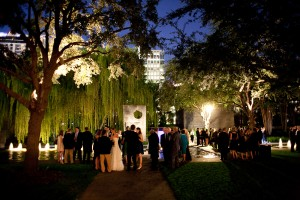 Dallas-Wedding-Reception-Nasher-Sculpture-Center