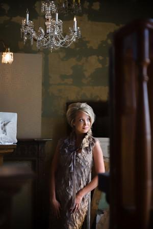 Elegant-Ruffle-Silver-Bride-Gown