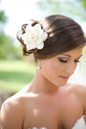 Gardenia-Flower-Hairpin