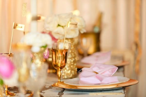 Gold-Goblets