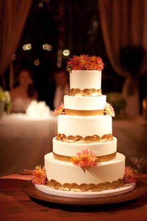 Gold-Leaf-Cake