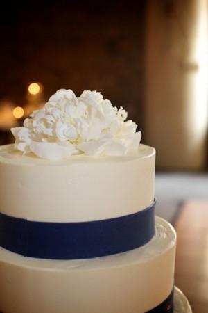 Hyrdrangea-Cake-Topper