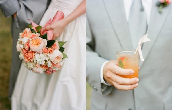 Peach-Bouquet