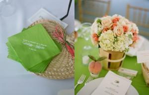 Peach-Green-Garden-Wedding