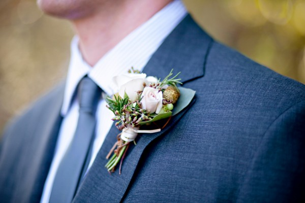 Pink-Hand-Tied-Boutonniere
